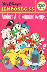 Cover Thumbnail for Jumbobog (Egmont, 1968 series) #38