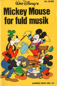 Cover Thumbnail for Jumbobog (Egmont, 1968 series) #22