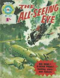 Cover Thumbnail for Air Ace Picture Library (IPC, 1960 series) #492
