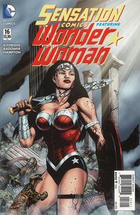 Cover Thumbnail for Sensation Comics Featuring Wonder Woman (DC, 2014 series) #16