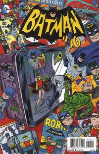 Cover Thumbnail for Batman '66 (DC, 2013 series) #30