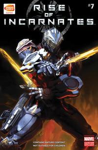 Cover Thumbnail for Rise of Incarnates (Marvel, 2014 series) #7