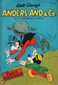 Cover Thumbnail for Anders And & Co. (Egmont, 1949 series) #46/1967