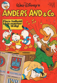 Cover Thumbnail for Anders And & Co. (Egmont, 1949 series) #12/1984