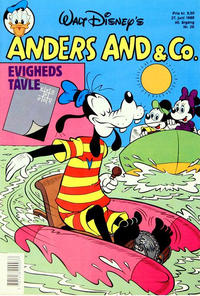 Cover Thumbnail for Anders And & Co. (Egmont, 1949 series) #26/1988