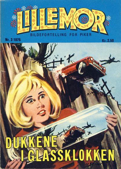 Cover for Lillemor (Serieforlaget / Se-Bladene / Stabenfeldt, 1969 series) #3/1975