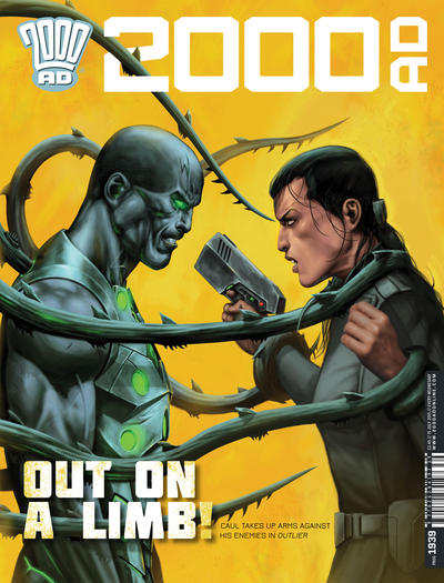 Cover for 2000 AD (Rebellion, 2001 series) #1939