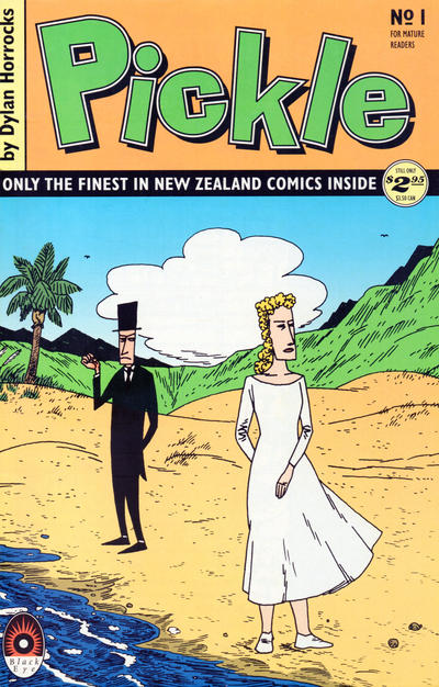 Cover for Pickle (Black Eye, 1993 series) #1