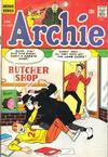 Cover for Archie (Archie, 1959 series) #163