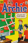Cover for Archie (Archie, 1959 series) #165