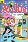 Cover for Archie (Archie, 1959 series) #168
