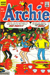 Cover for Archie (Archie, 1959 series) #187