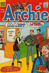 Cover for Archie (Archie, 1959 series) #189