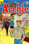 Cover for Archie (Archie, 1959 series) #190