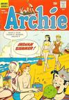 Cover for Archie (Archie, 1959 series) #213