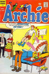 Cover for Archie (Archie, 1959 series) #217
