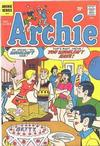 Cover for Archie (Archie, 1959 series) #223