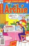 Cover for Archie (Archie, 1959 series) #286