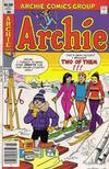 Cover for Archie (Archie, 1959 series) #290