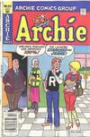 Cover for Archie (Archie, 1959 series) #313