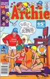 Cover for Archie (Archie, 1959 series) #351