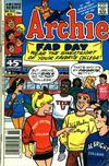 Cover for Archie (Archie, 1959 series) #353