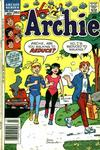 Cover for Archie (Archie, 1959 series) #358 [Canadian price]