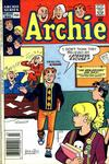 Cover Thumbnail for Archie (1959 series) #365 [Newsstand]