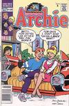 Cover Thumbnail for Archie (1959 series) #375 [Newsstand]