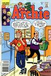 Cover for Archie (Archie, 1959 series) #383 [Canadian and British]