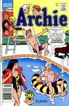 Cover for Archie (Archie, 1959 series) #391 [Newsstand]