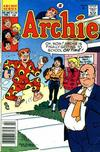 Cover for Archie (Archie, 1959 series) #396