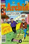 Cover for Archie (Archie, 1959 series) #398 [Newsstand]