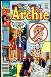 Cover for Archie (Archie, 1959 series) #399 [Newsstand]