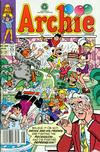 Cover for Archie (Archie, 1959 series) #402