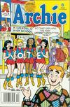 Cover for Archie (Archie, 1959 series) #406