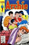 Cover for Archie (Archie, 1959 series) #422