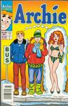 Cover Thumbnail for Archie (1959 series) #423 [Newsstand]