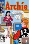 Cover for Archie (Archie, 1959 series) #424