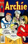 Cover Thumbnail for Archie (1959 series) #425 [Newsstand]