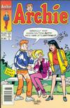 Cover for Archie (Archie, 1959 series) #436