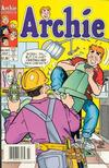 Cover for Archie (Archie, 1959 series) #437