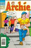 Cover for Archie (Archie, 1959 series) #440 [Newsstand]