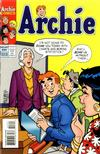 Cover for Archie (Archie, 1959 series) #447