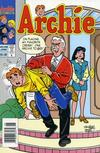 Cover Thumbnail for Archie (1959 series) #448 [Newsstand]