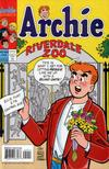 Cover for Archie (Archie, 1959 series) #449