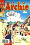 Cover for Archie (Archie, 1959 series) #452