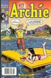 Cover for Archie (Archie, 1959 series) #474