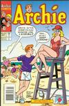Cover for Archie (Archie, 1959 series) #475