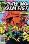 Cover Thumbnail for Power Man and Iron Fist (1981 series) #102 [Newsstand]